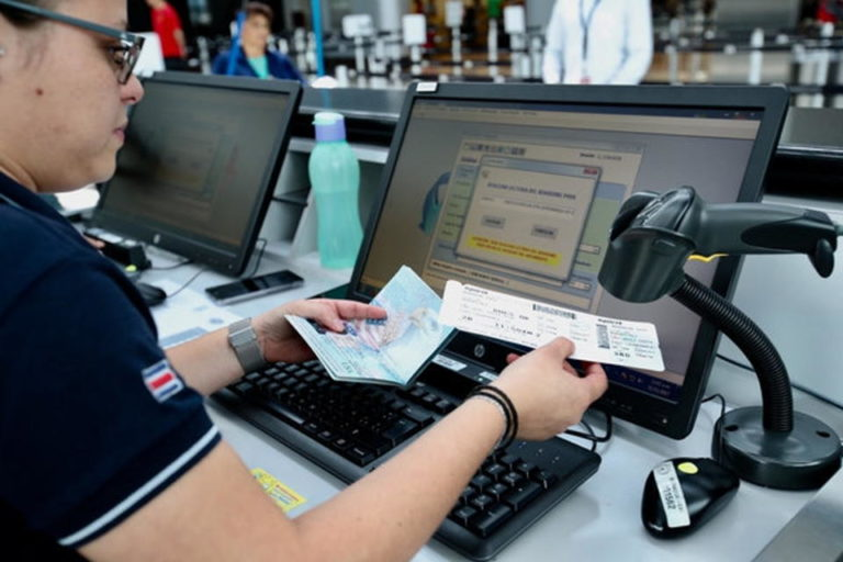 Immigration Reports Working At Full Force