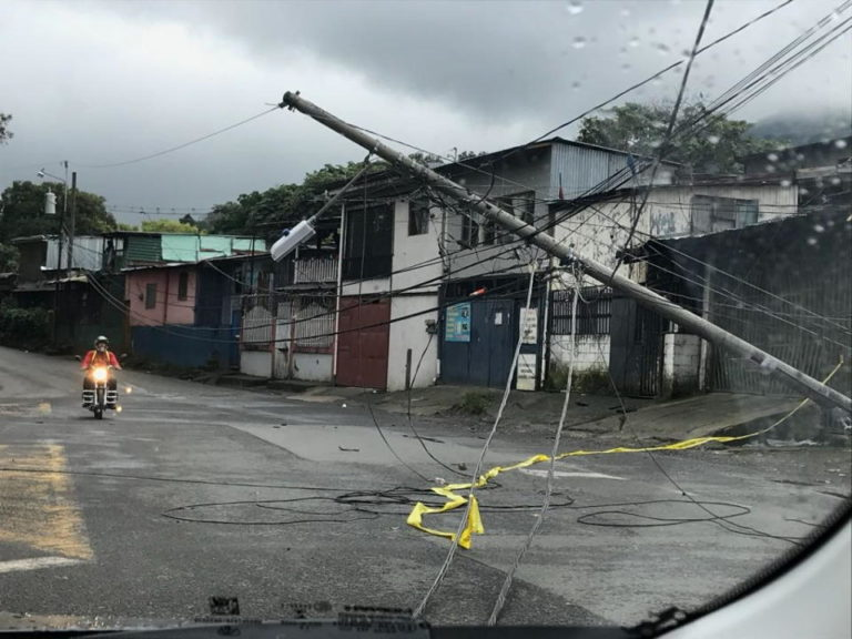 Cold Front Leaves Theee Dead, 35 Houses Roofless, Thousands Without Electricity