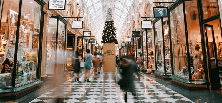 The psychology of Christmas shopping