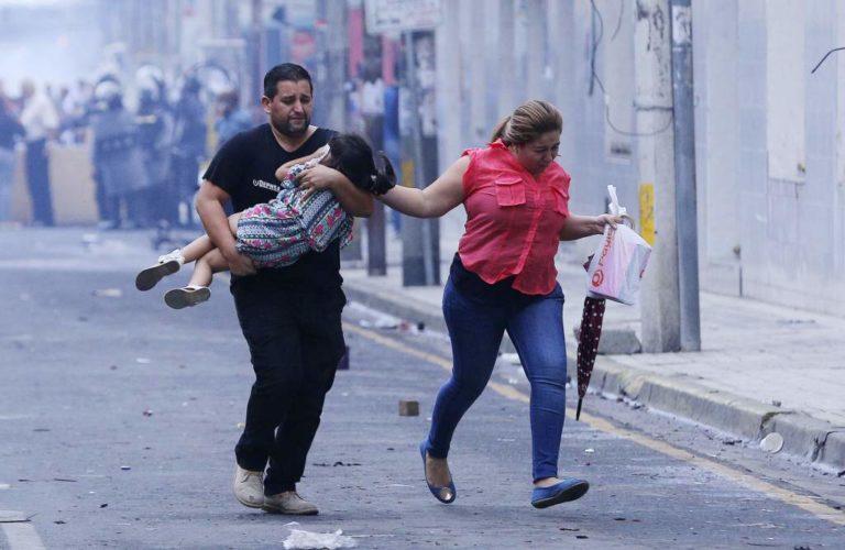 Honduras Government Declares Curfew