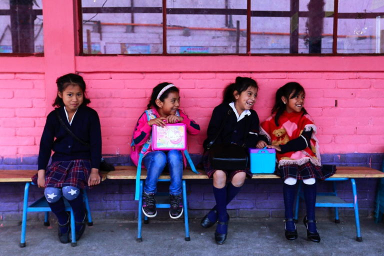 Guatemala US$95 Million for Educational Infrastructure