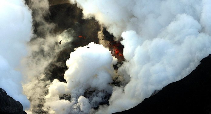 A Bad Case of Gas: The Community Who See Volcano as an 'Annoying Neighbor'