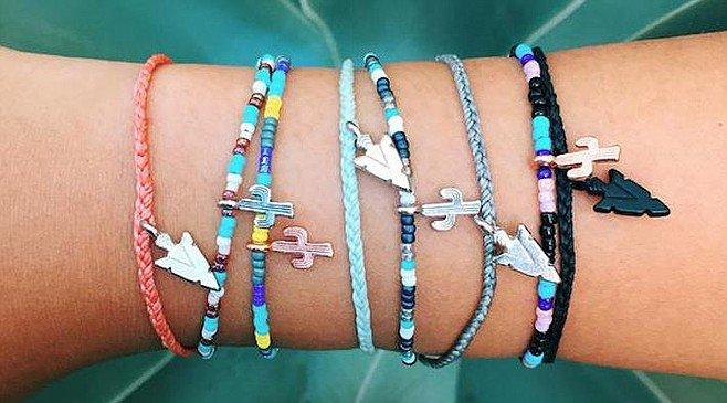 Pura Vida Bracelets From El Salvador, Not Costa Rica