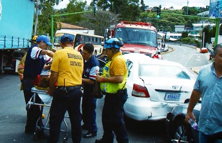 Every 12 Minutes The Caja Attends To A Traffic Related Injury