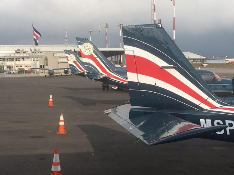 Air Surveillance Service Made More Official Transport Flights Than Patrols