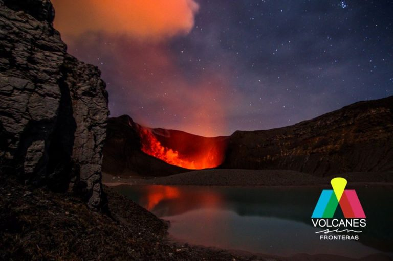 Volcanologists Get Up Close To The Turrialba Volcano (Photos and Video)