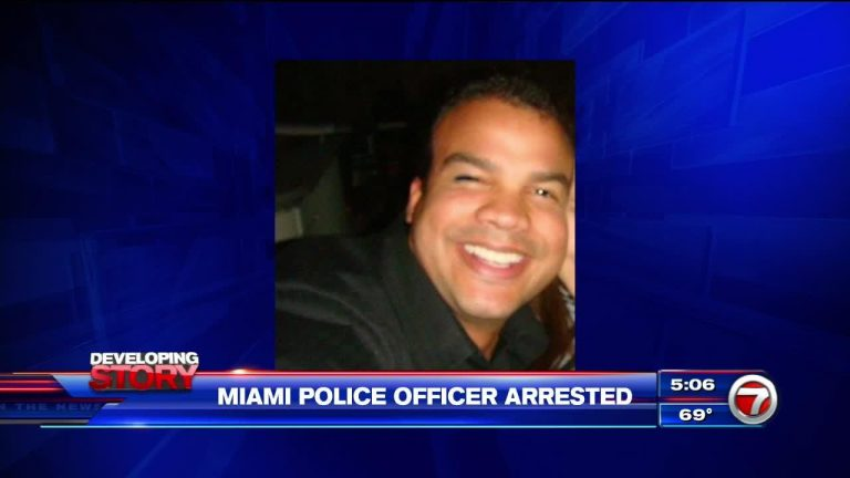 """Miami Police Officer Charged With Costa Rica """"Ponzi"""" Scheme"""