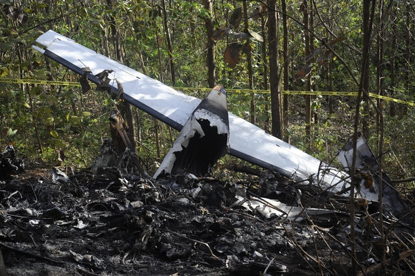 Costa Rica Aviation Authorities Delve Into Cause Of Sunday's Crash That Killed 12