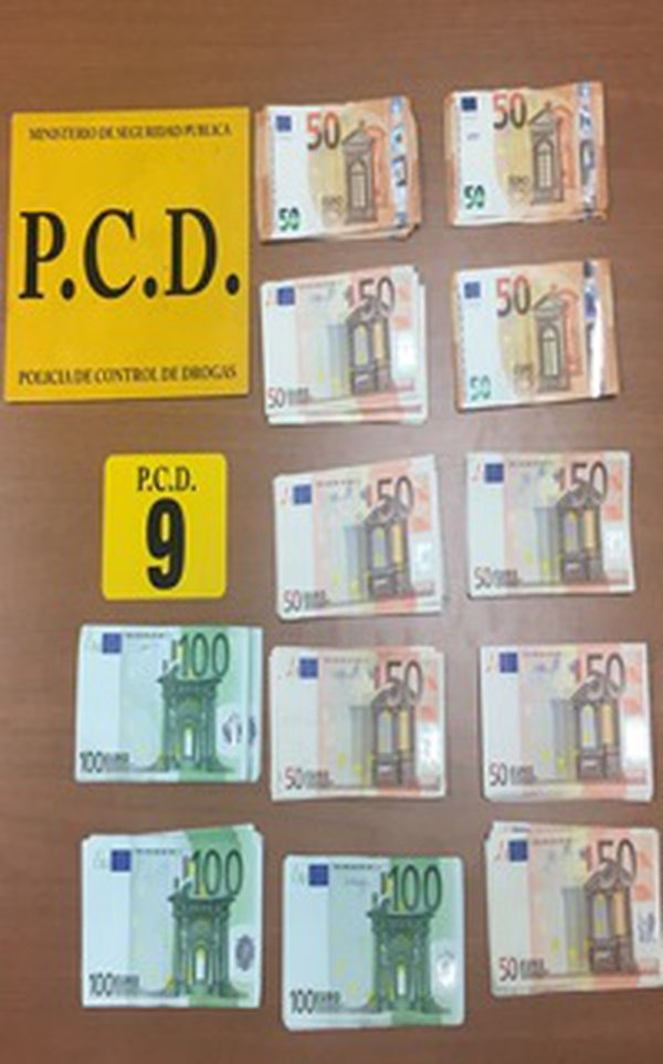 Foreigner Detained At Airport For Concealing Large Amount Of Cash