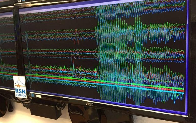 Two Morning Quakes Shake Costa Rica's Central And North Pacific Coast