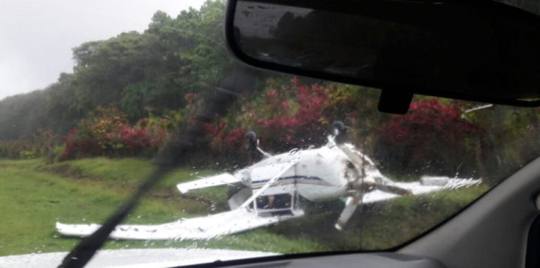 Second Plane Down In Ten Days In Costa Rica