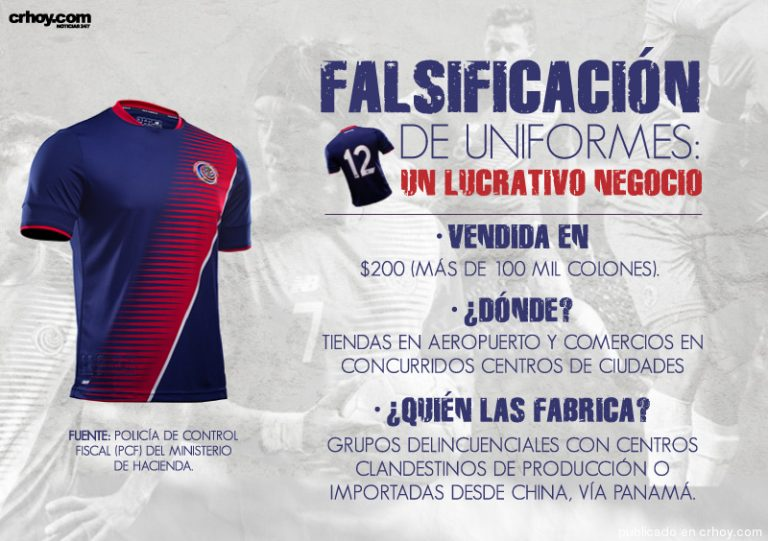 Mafias Control Import and Counterfeiting Of 'La Sele' T-shirts