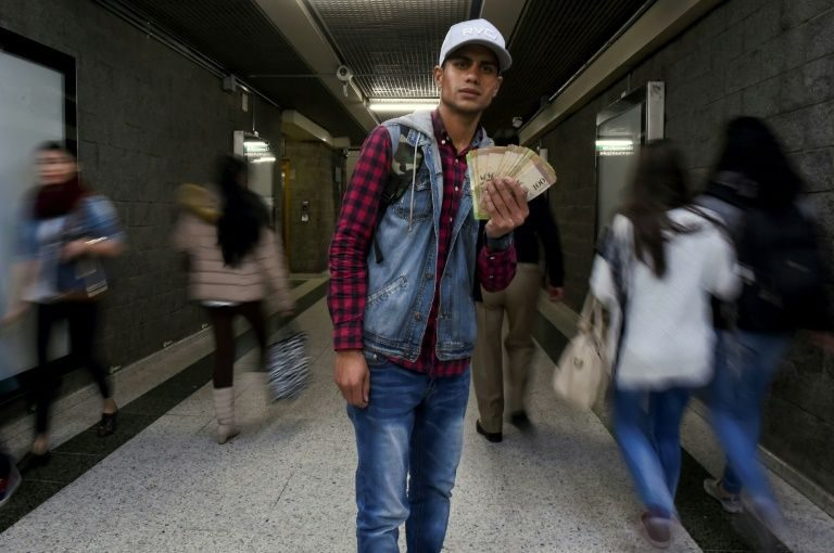 Over half a million Venezuelans fled to Colombia