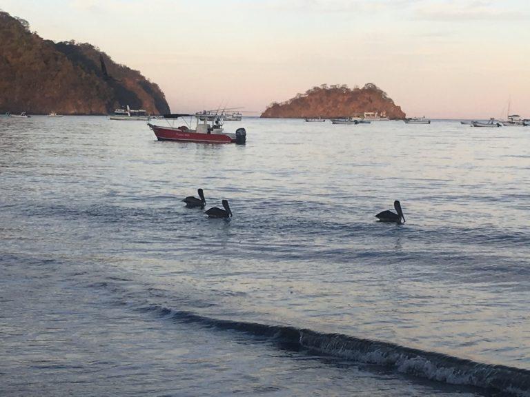 Sunday Sunrise At Playas del Coco