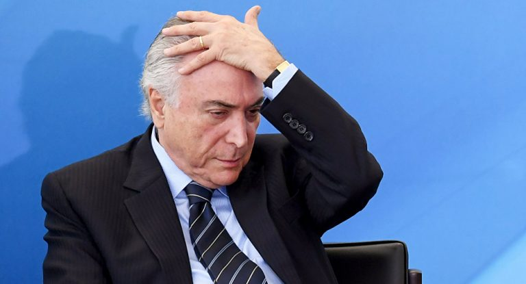 Brazil's President Left Without a Pension After Failing to Prove He's Alive