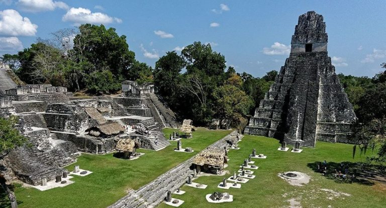 Lost Mayan 'Mega Cities' Discovered Under Jungle in Guatemala