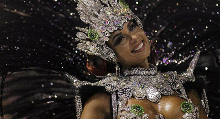 Meet the Dark Side of Brazil's Legendary Rio Carnival