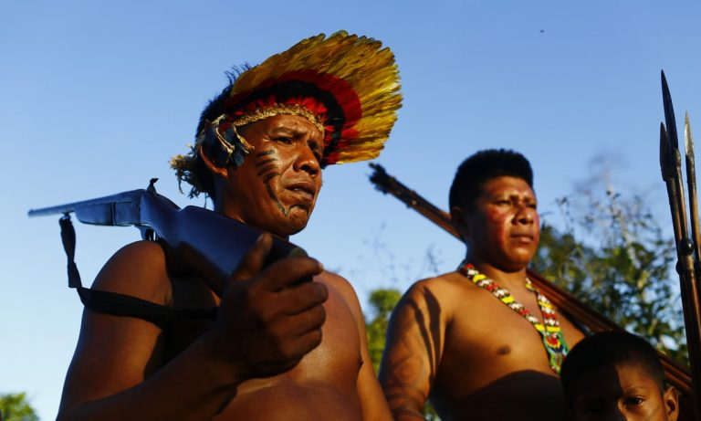 Latin America poised to agree world's first legal pact for nature defenders