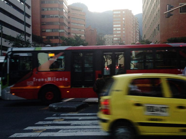Bogota ranks among world's most traffic congested cities, says study