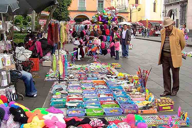 More than 30 Million Mexicans Working in the Informal Economy