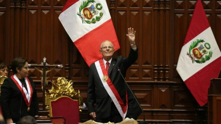 Peru's new impeachment effort is must-see entertainment