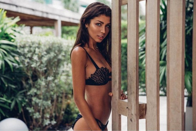 Costa Rican Model Catalina Freer Signs With Prestigious US Agency