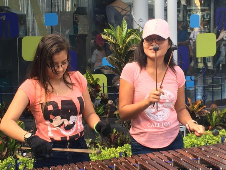 The New Face Of Marimba Players in Costa Rica (Photos)