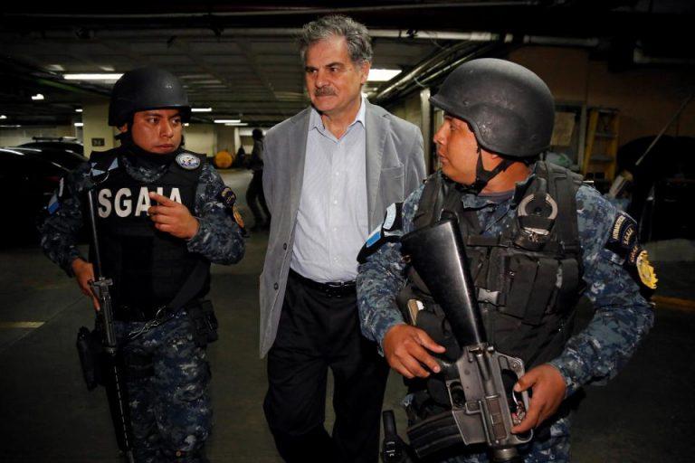 Guatemalan Authorities Detain Oxfam International Chairman Over Corruption