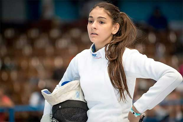 Tica Is The Best in America In The World Fencing Ranking