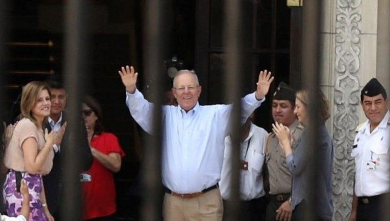 Disgraced Ex-President Kuczynski Banned From Leaving Peru