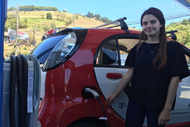 Zarcero Opens The First 'Electrolinera' For Electric Cars