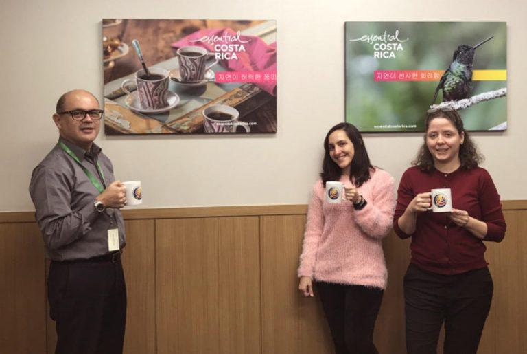 Costa Rican coffee gains stronger presence in Korea