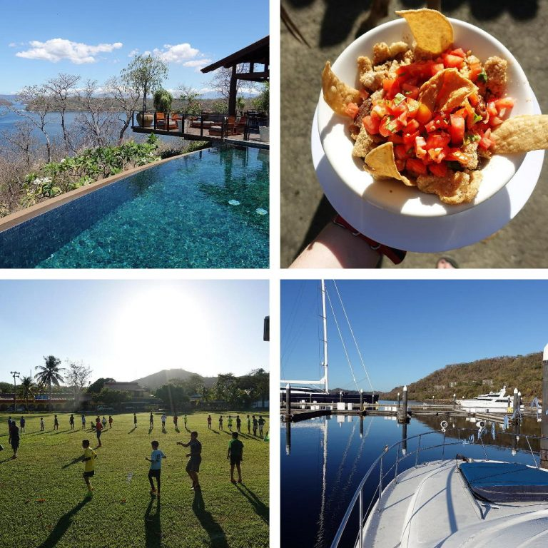 On the Costa Rican Coast, Finding Fun by Escaping Exclusivity