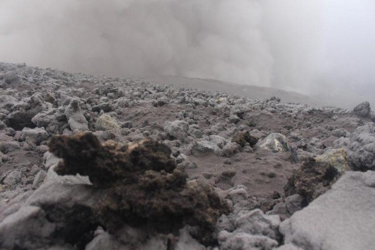 Costa Rica Volcano Monitoring