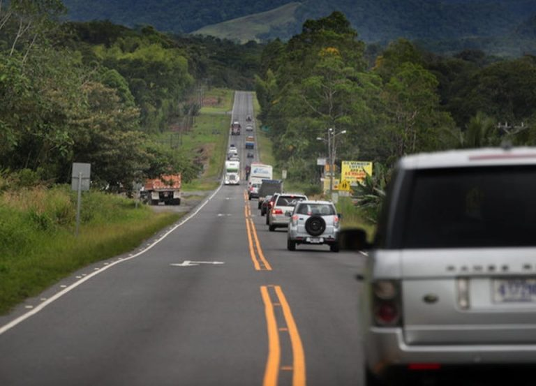 Chinese Company Will Outsource To Tica Construction Company To Expand Road To Limon