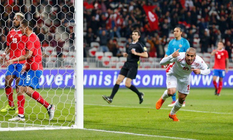 Tunisia 1-0 Costa Rica