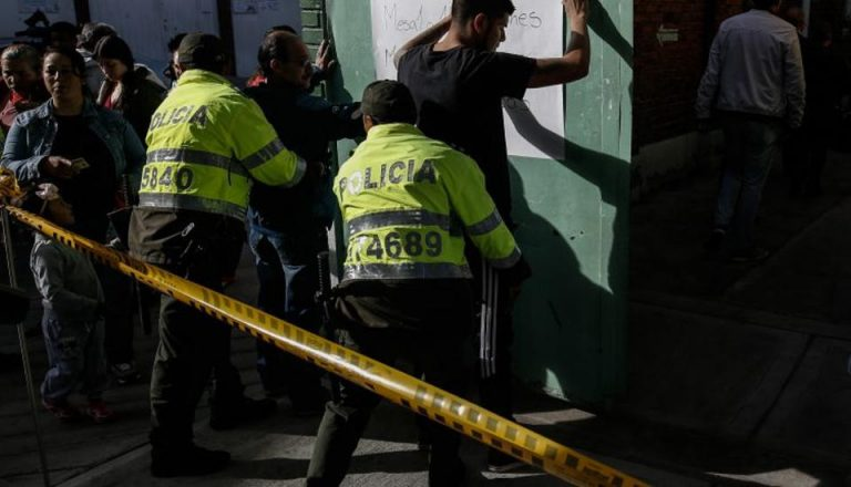 What comes after discovering Islamic terrorism in Colombia?