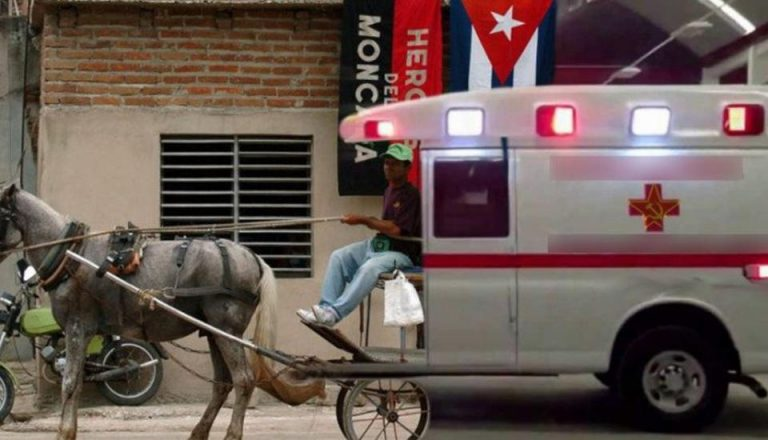 The Wonders of Cuba's Horse-powered Ambulances