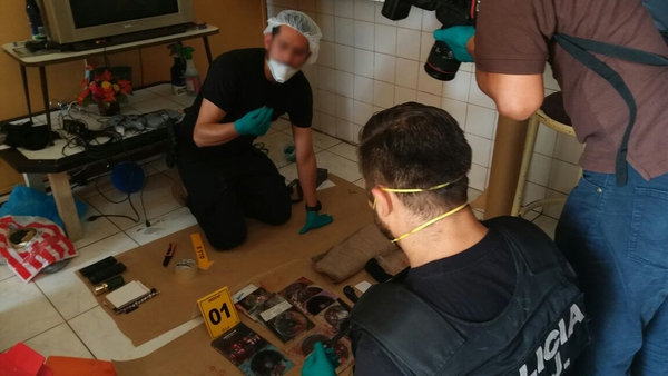 Suspects In Double Homicide In La Sabana Detained