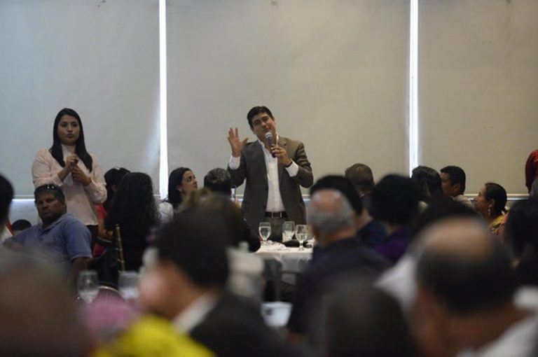 Carlos Alvarado: Brands and Companies Are Not Going To Stay If There Is Hatred and Intolerance