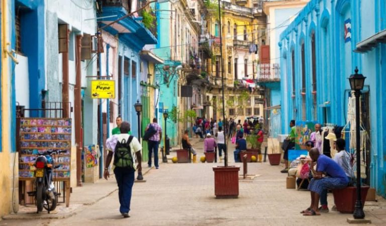 Is Cuba a good place to live in?
