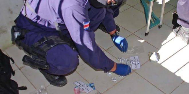 Costa Rica Detained Nigerians Who Trafficked Cocaine By Mail