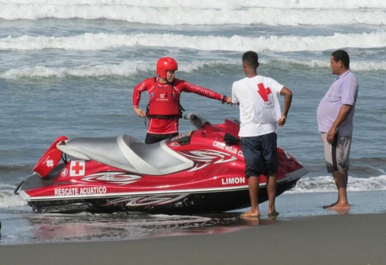 Search Continues For Dad Swallowed By The Sea After Saving His Son From Drowned