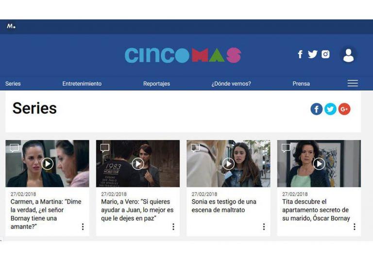 Mediaset Launches CincoMas Network in Costa Rica