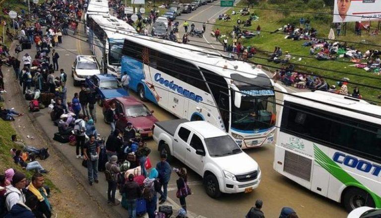 Concerns about a massive exodus deters sanctions against Maduro
