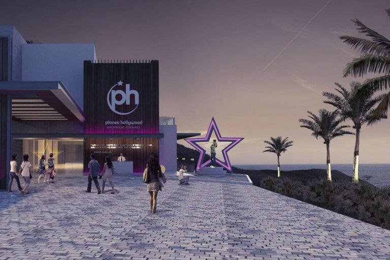 New Planet Hollywood Resort Announced for Costa Rica