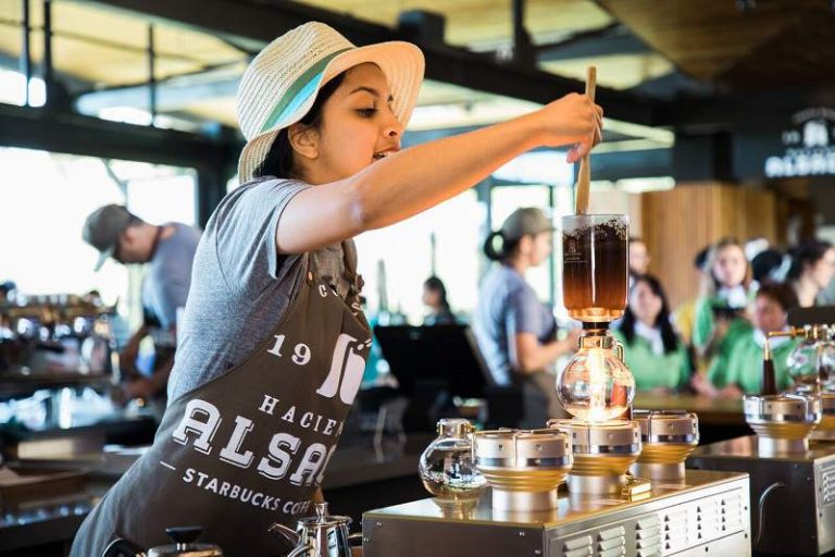 Starbucks Opens Its First Visitor Center in Costa Rica