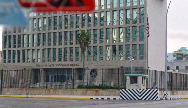 US Embassy in Cuba Will Operate With Minimum Personnel Beginning March 5
