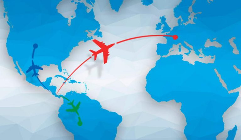446 Direct Flights Connect Juan Santamaria (SJO) With Europe and The Americas
