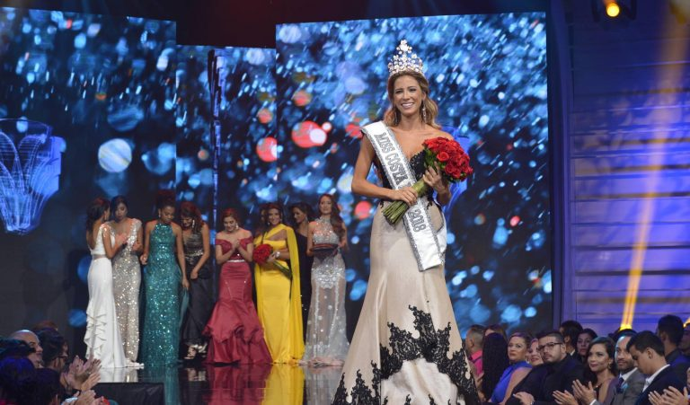 Natalia Carvajal Is The New Miss Costa Rica 2018!